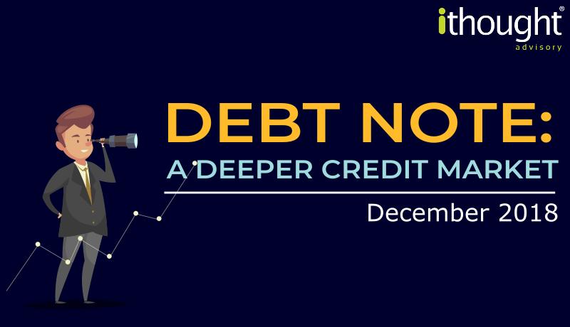 Debt Note: A Deeper Credit Market