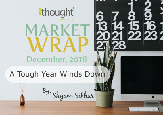 Market Wrap cover image A tough year winds down