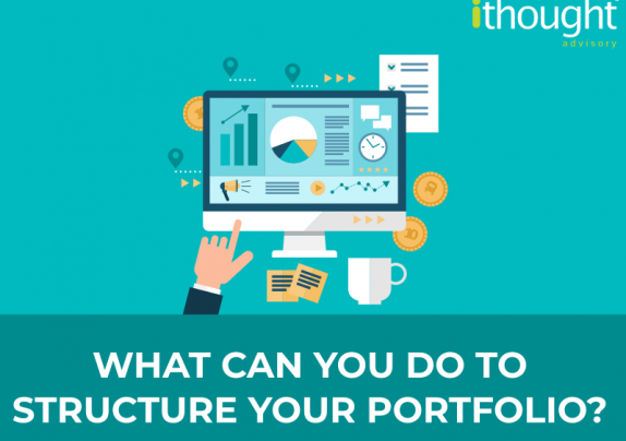 What can you do to Structure your Portfolio?