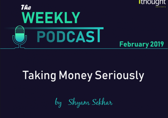 Taking money seriously