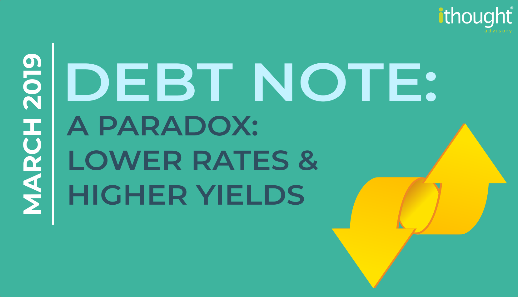 Debt Note | A Paradox: Lower Rates & Higher Yields