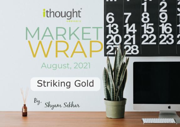 striking gold - ithought - shyam sekhar